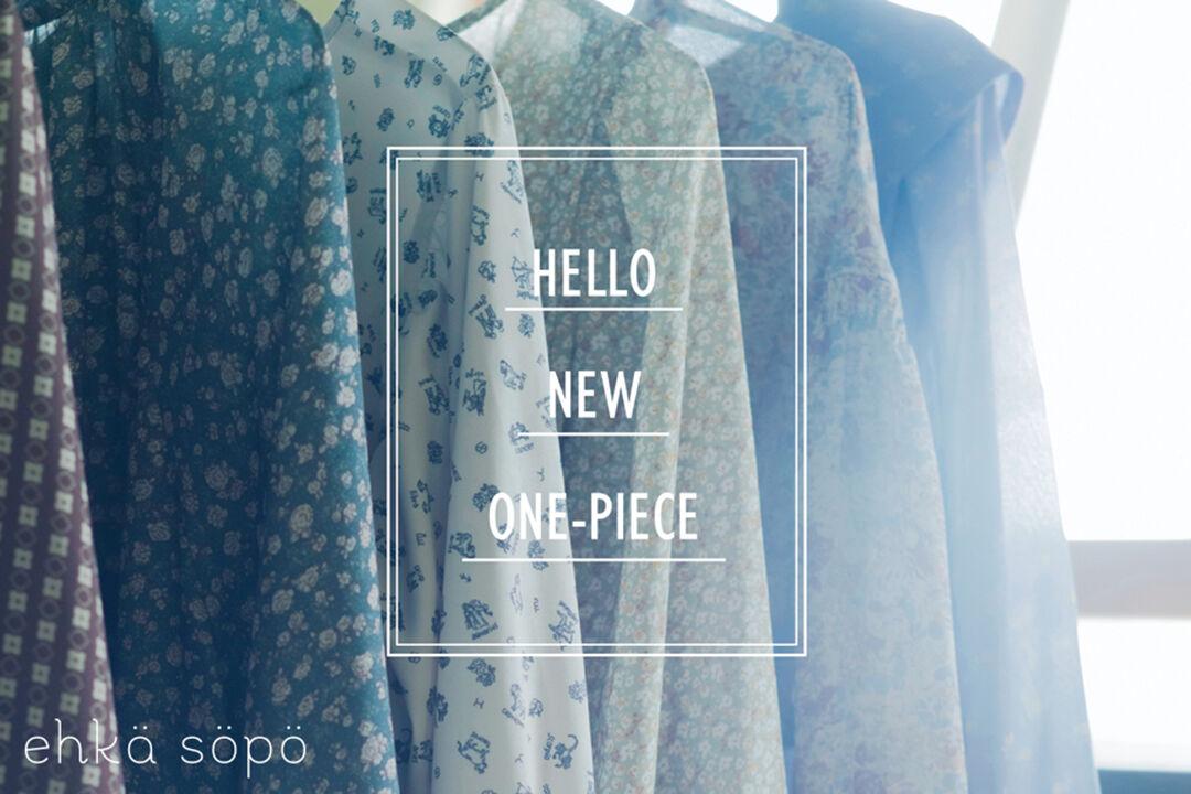 HELLO NEW ONE-PIECE