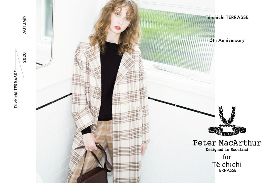 Peter MacArthur for Te chichi TERRASSE