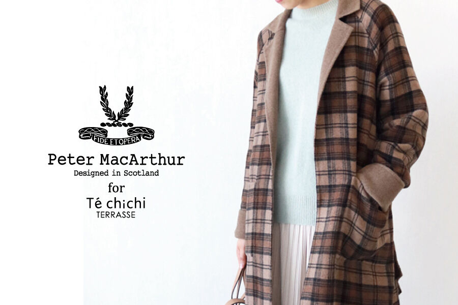 Peter MacArthur for Te chichi TERRASSE -Winter-
