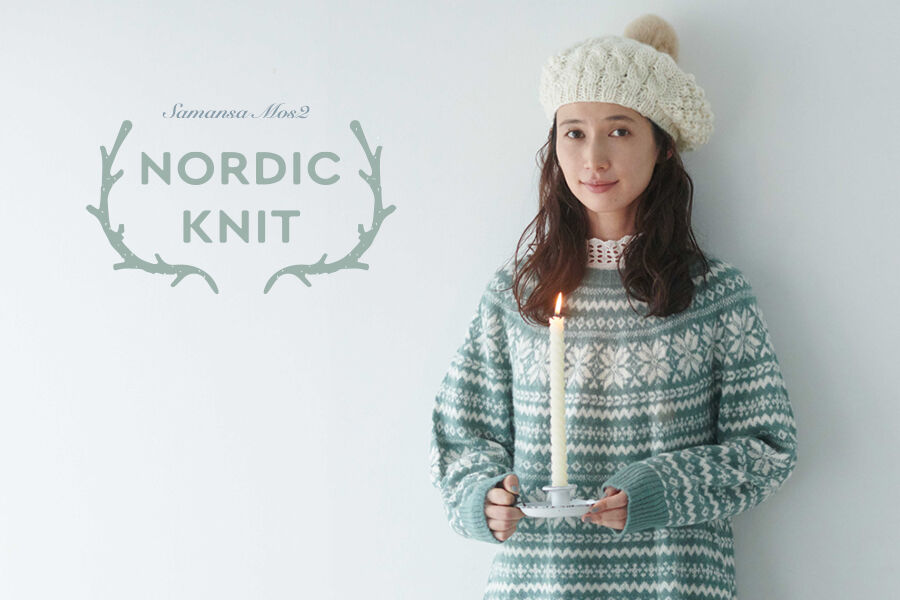 ◆NORDIC KNIT◆