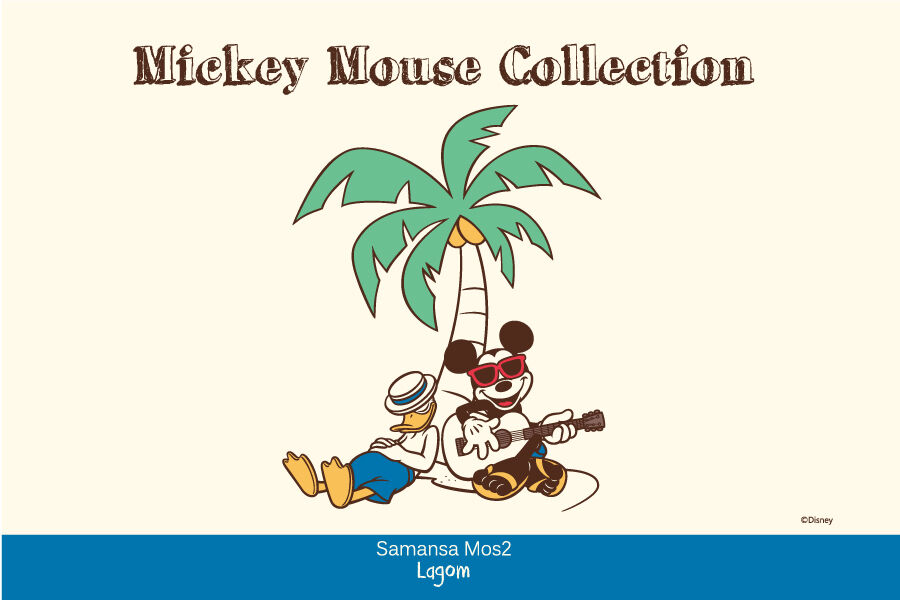 『Mickey Mouse』Collection‼